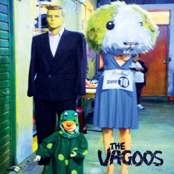 12inch - LP - The Vagoos